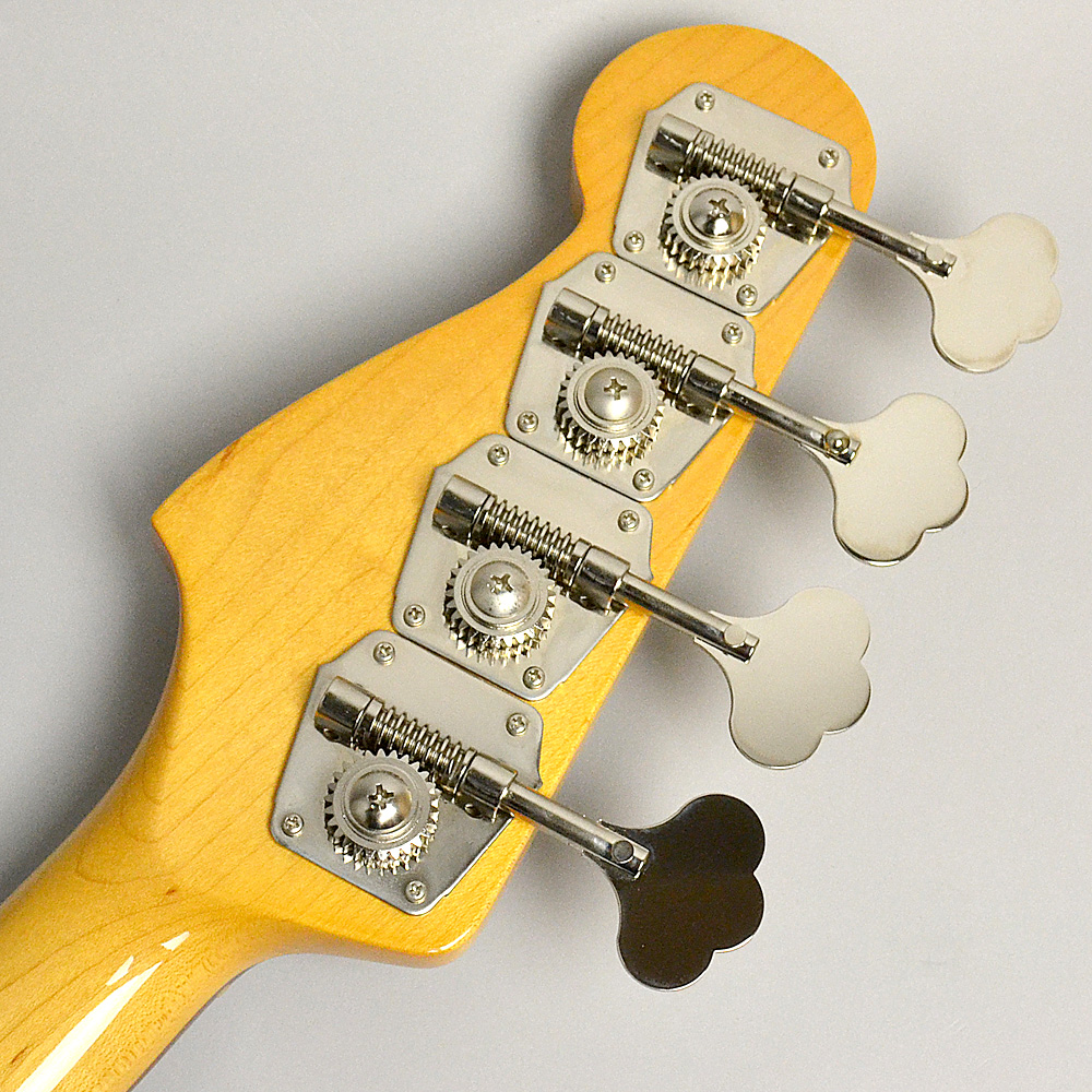 Japan Exclusive Classic Special 60s Precision Bass 3-Color Sunburstのヘッド裏-アップ画像