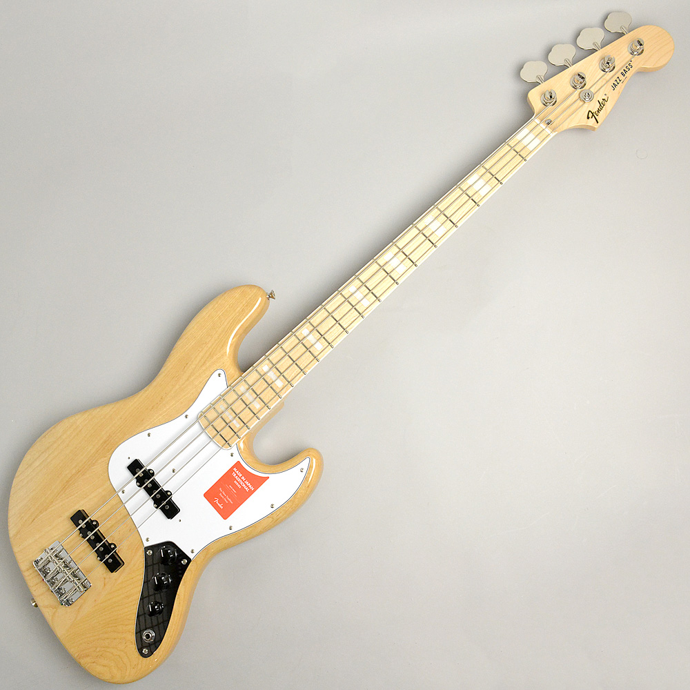 MADE IN JAPAN TRADITIONAL 70S JAZZ BASS Natural