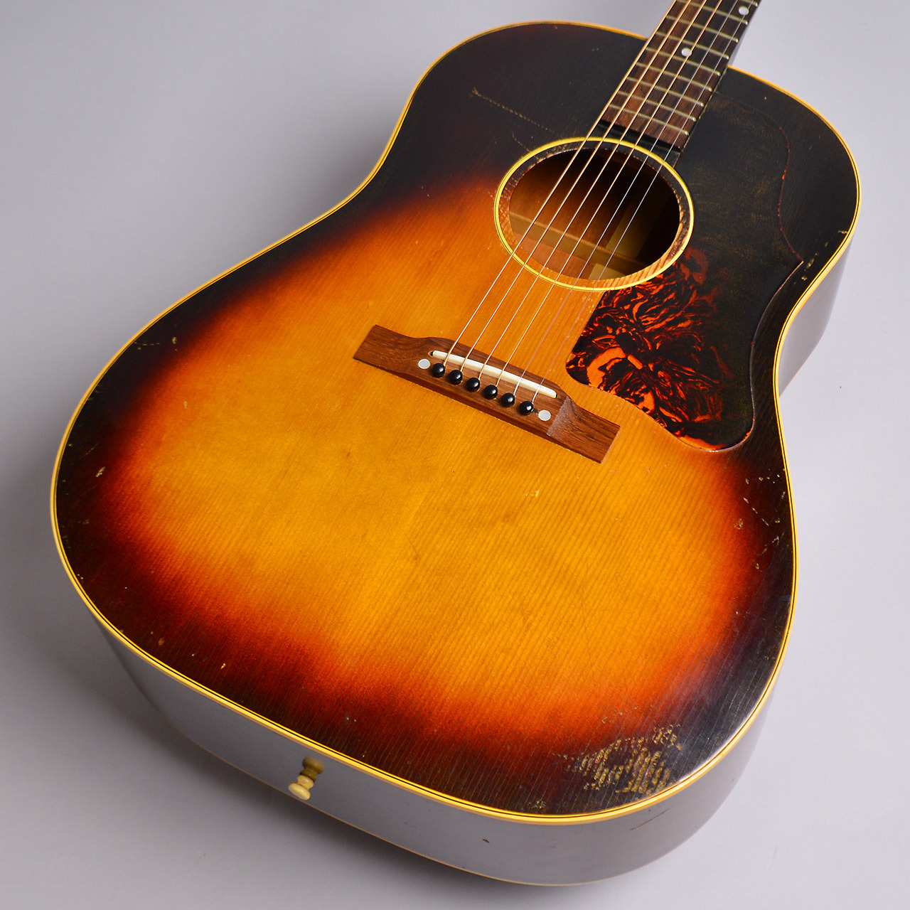 Gibson  J-45 1955年製 写真画像