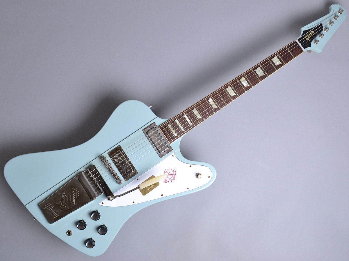 Limited Run 1965 Firebird V Reissue VOS Frost Blue S/N:160195