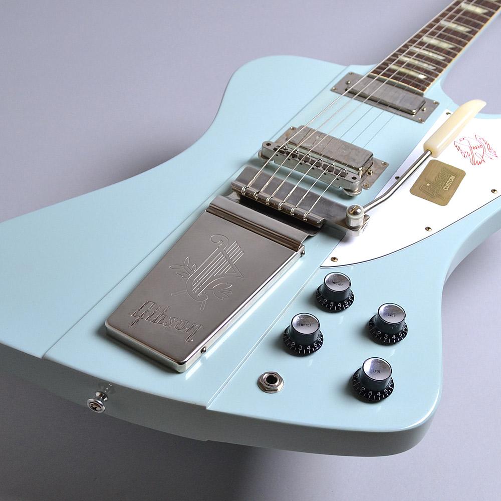 Limited Run 1965 Firebird V Reissue VOS Frost Blue S/N:160195の全体画像(縦)