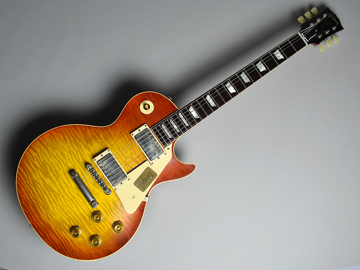 True Historic 1959 Les Paul Standard M2M