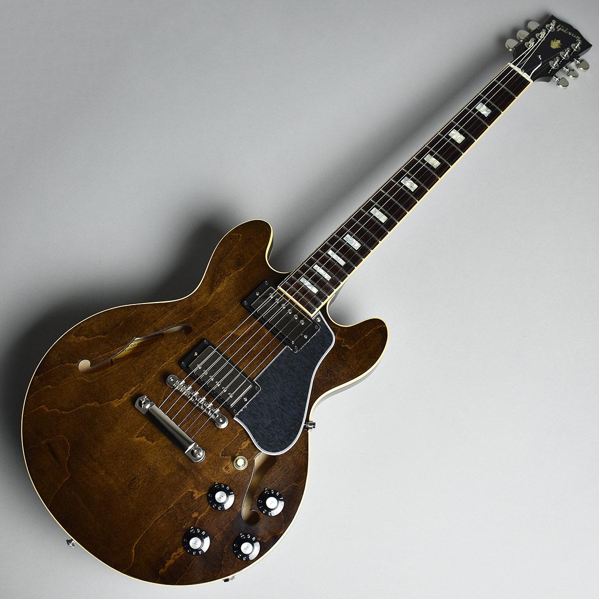 Gibson  ES-339 2018 Antique Walnut S/N:12647702 写真画像