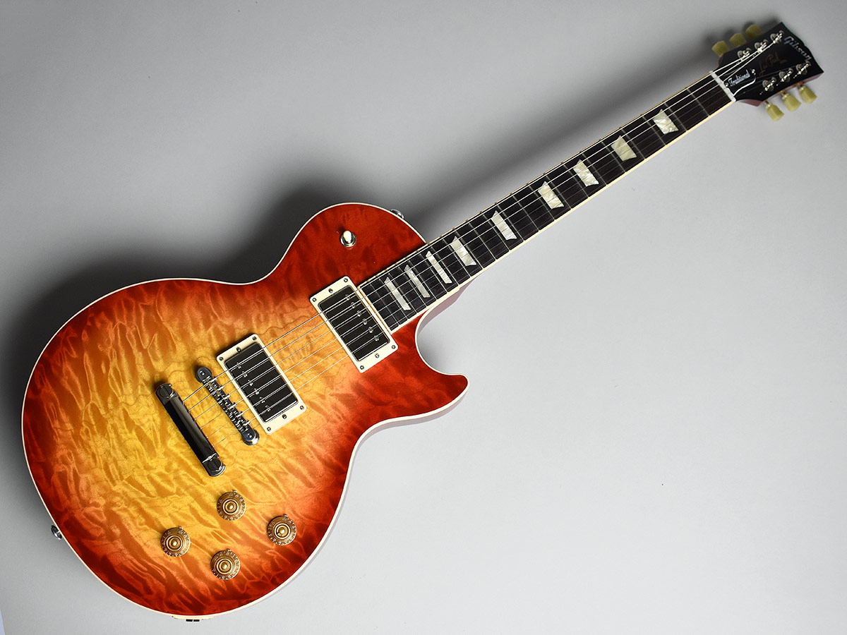 Gibson  Les Paul Traditional Plus Quilt 2017 Li... 写真画像