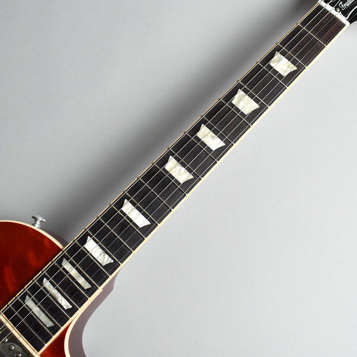 Les Paul Traditional Plus Quilt 2017 Limitedの指板画像