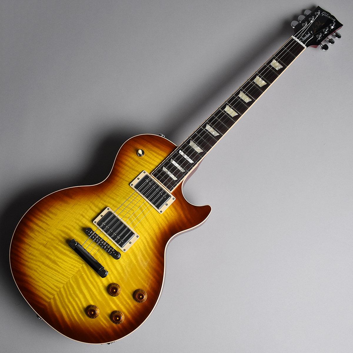 Gibson  Les Paul Standard 2017 Iced Tea S/N:170... 写真画像
