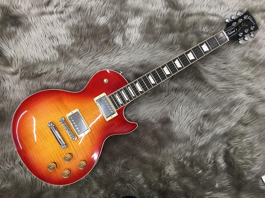 Gibson  Les Paul Traditional Plus 2017 写真画像