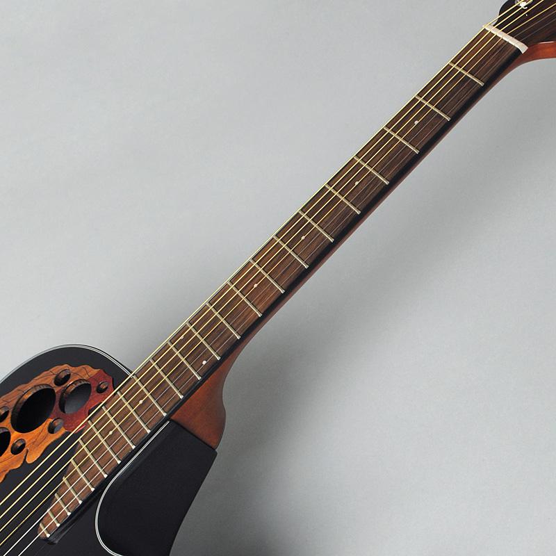 Ovation Celebrity CE44/5 エレアコギター 【オベーション セレブリティ ELITE】【ビビット南船橋店】の指板画像