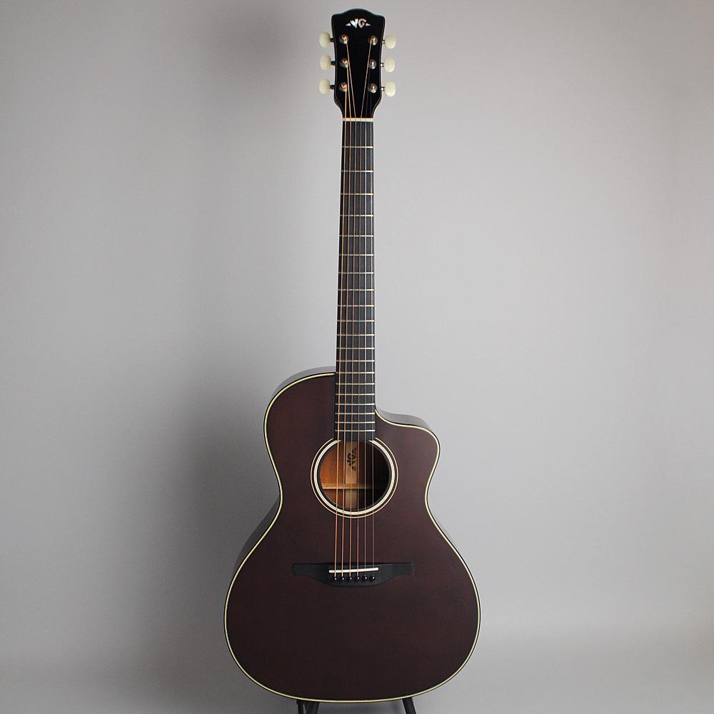 VG VG-SCM/WN エレアコギター 【ビビット南船橋店】【アウトレット】の全体画像(縦)