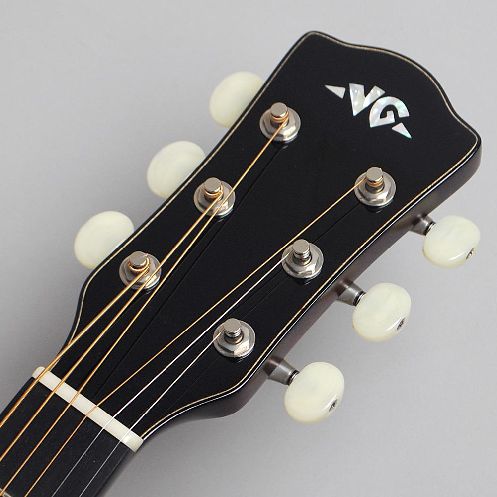 VG VG-SCM/WN エレアコギター 【ビビット南船橋店】【アウトレット】のヘッド画像