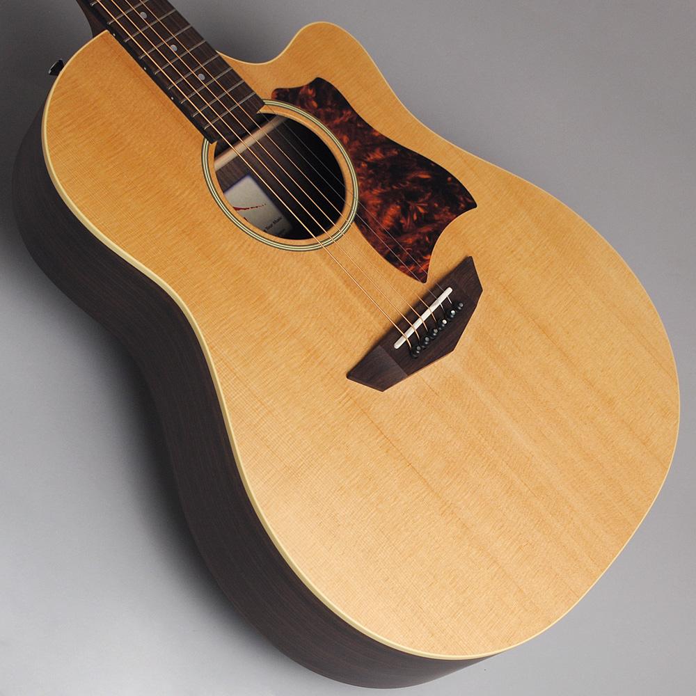 FUJIGEN AG-2/Natural Flat アコースティックギター 【フジゲン】【ビビット南船橋店】【アウトレット】のボディトップ-アップ画像