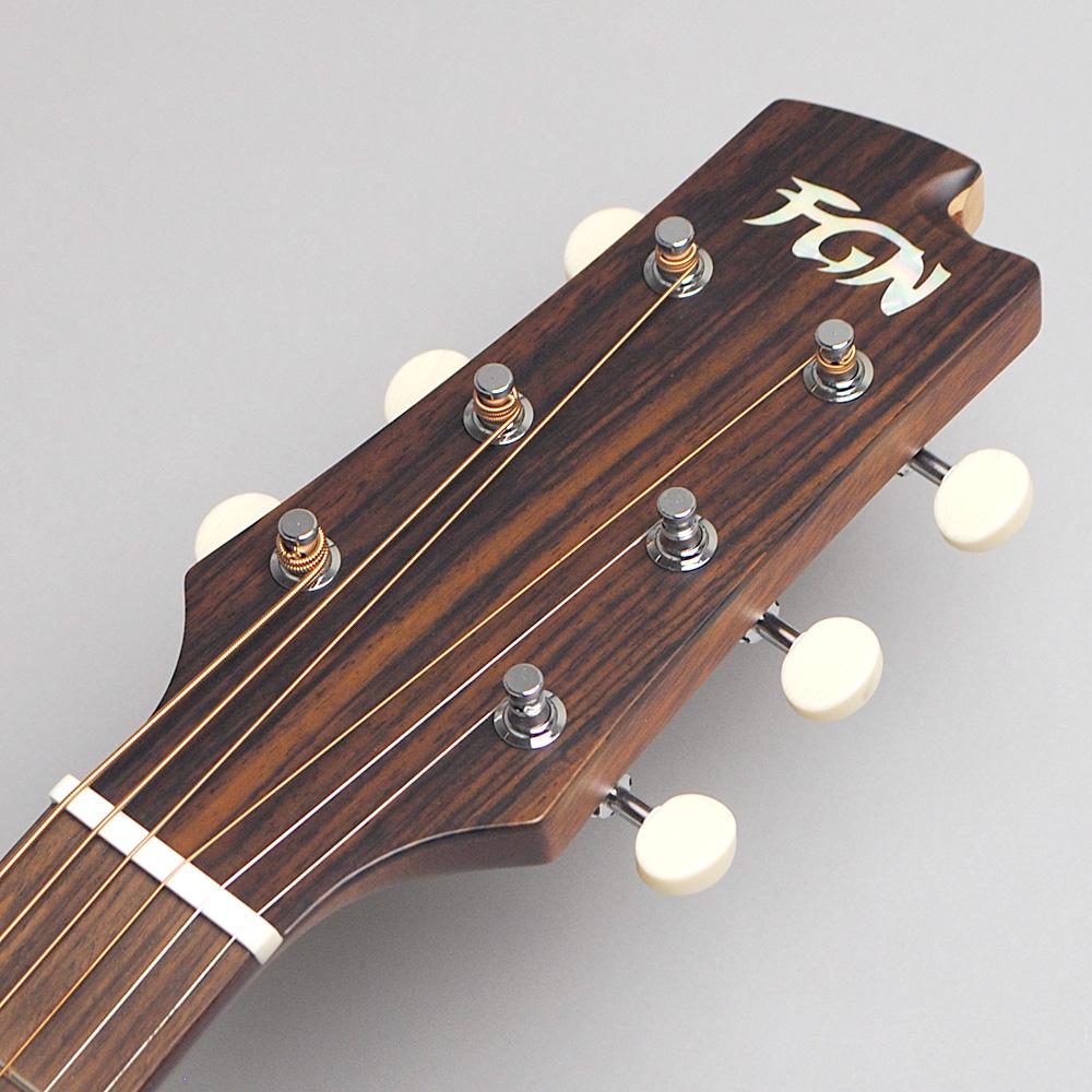 FUJIGEN AG-2/Natural Flat アコースティックギター 【フジゲン】【ビビット南船橋店】【アウトレット】のヘッド画像