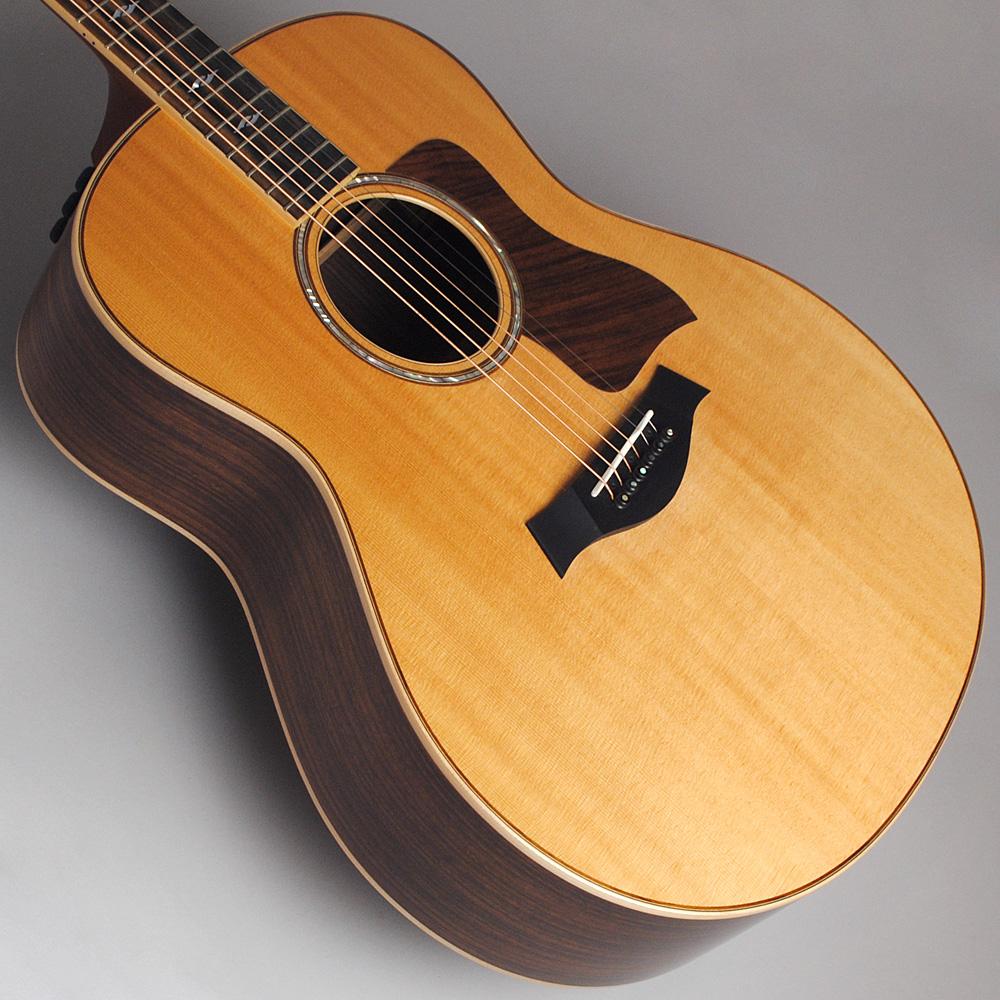 Taylor 818e ES2/NAT(s/n:1101206030) エレアコギター 【テイラー】【ビビット南船橋店】【アウトレット】のボディトップ-アップ画像