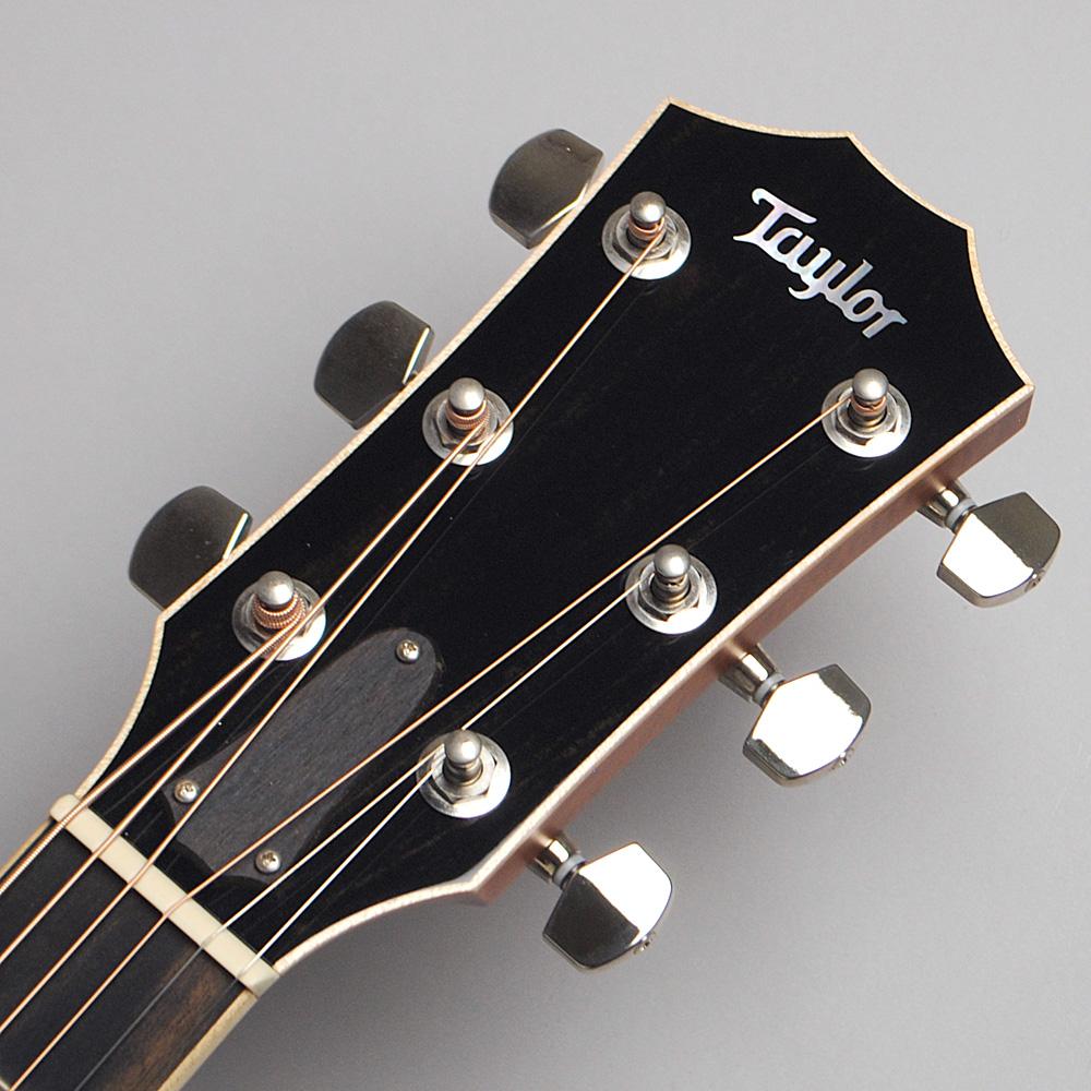 Taylor 818e ES2/NAT(s/n:1101206030) エレアコギター 【テイラー】【ビビット南船橋店】【アウトレット】のヘッド画像