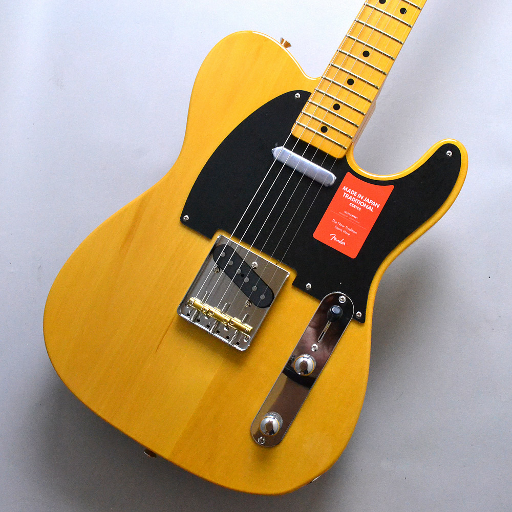 TRADITIONAL 50S TELECASTER