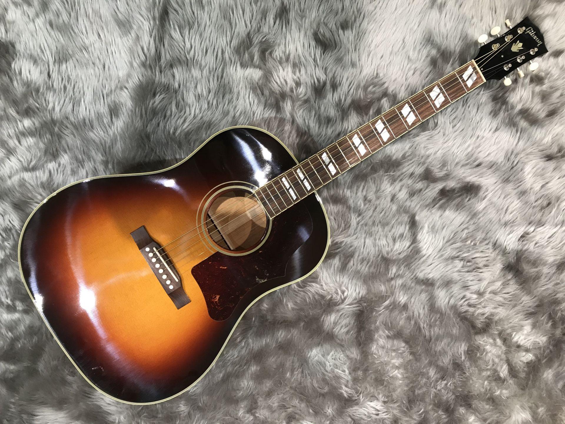 Gibson  50s SouthernJumbo TB 写真画像
