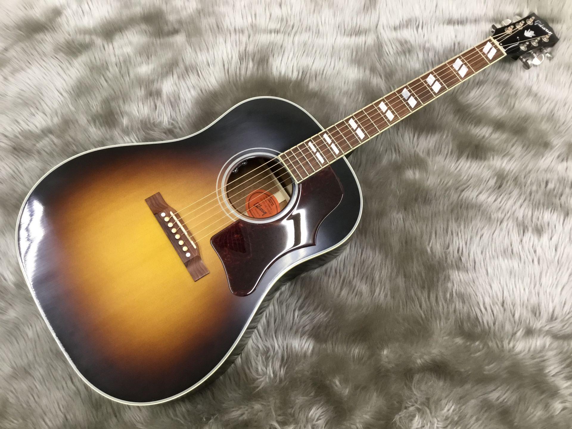 Gibson Custom Shop  SOUTHERN JUMBO VOS 写真画像