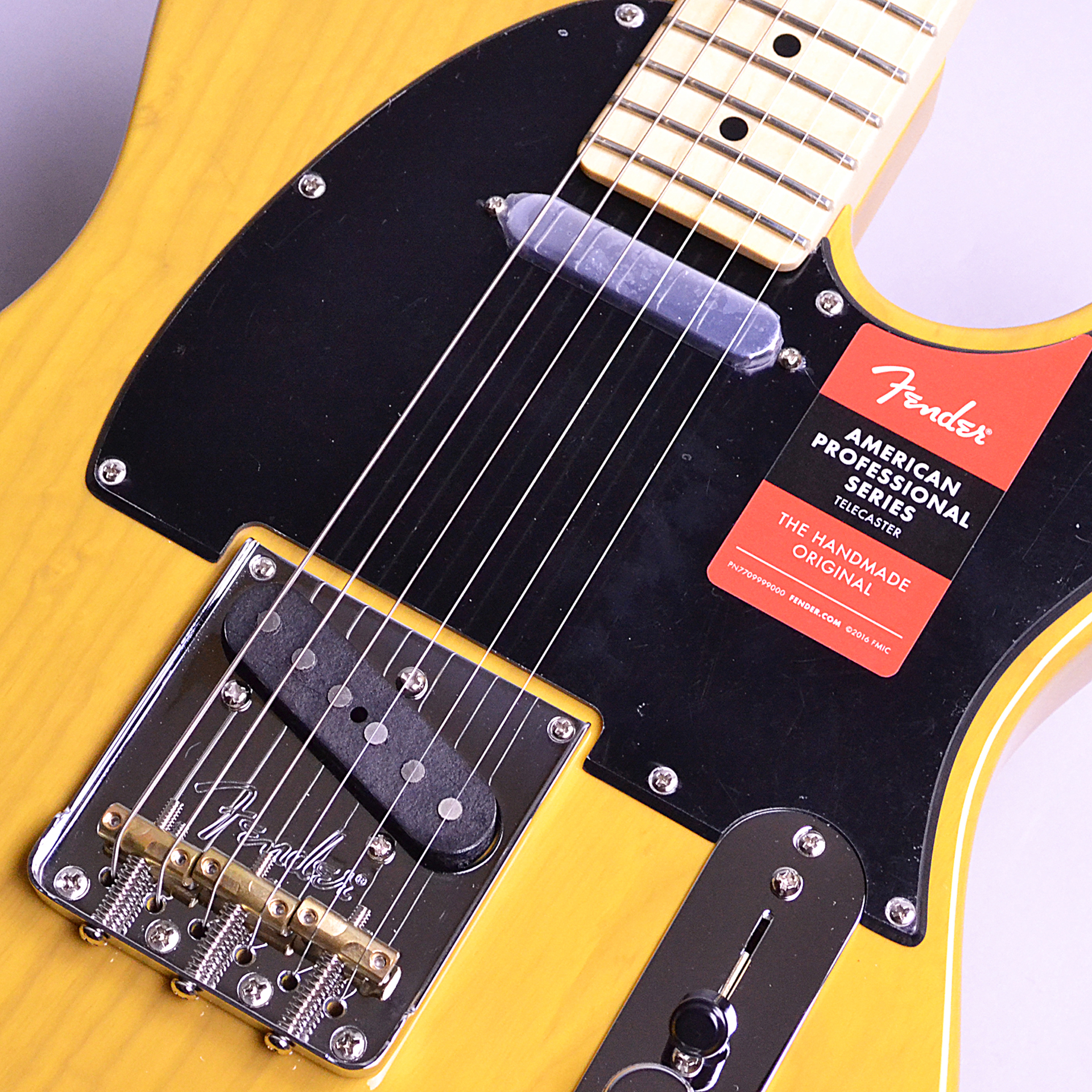 American Professional Telecaster Mapleのケース・その他画像