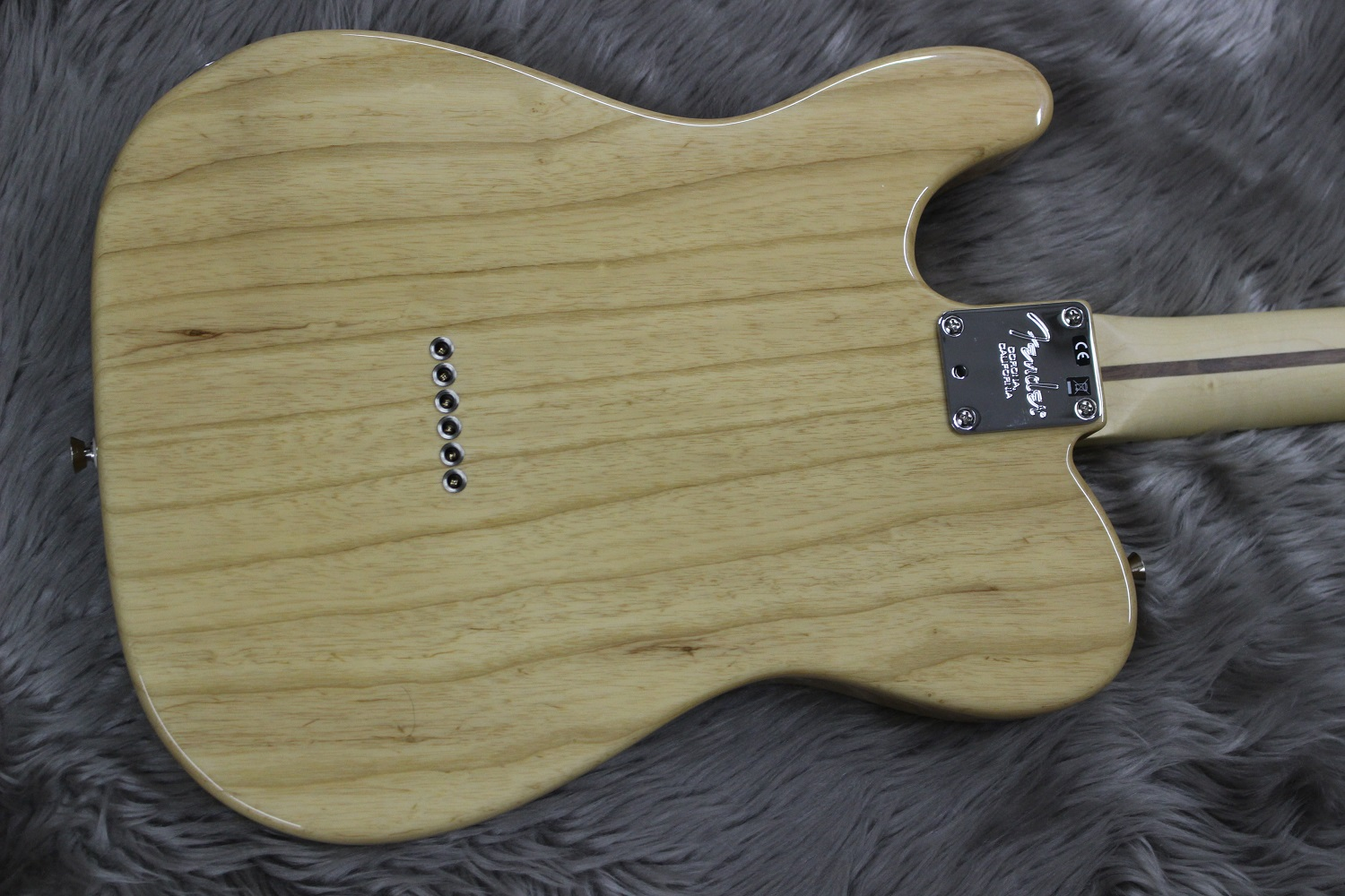 50S TELE LACQUER MNのボディバック-アップ画像