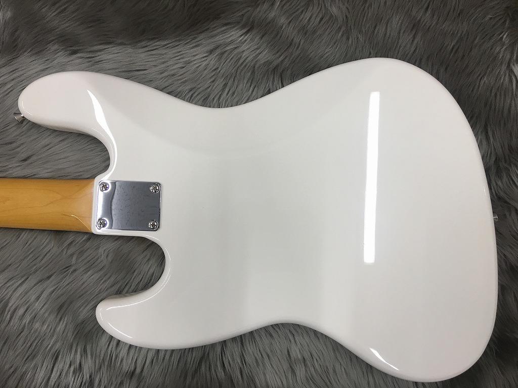 Trad 60S Jazz Bassのボディバック-アップ画像