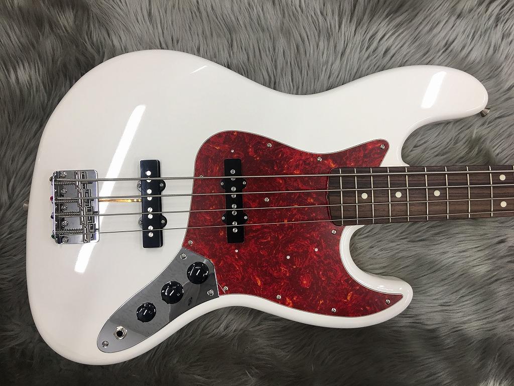 Trad 60S Jazz Bassのボディトップ-アップ画像