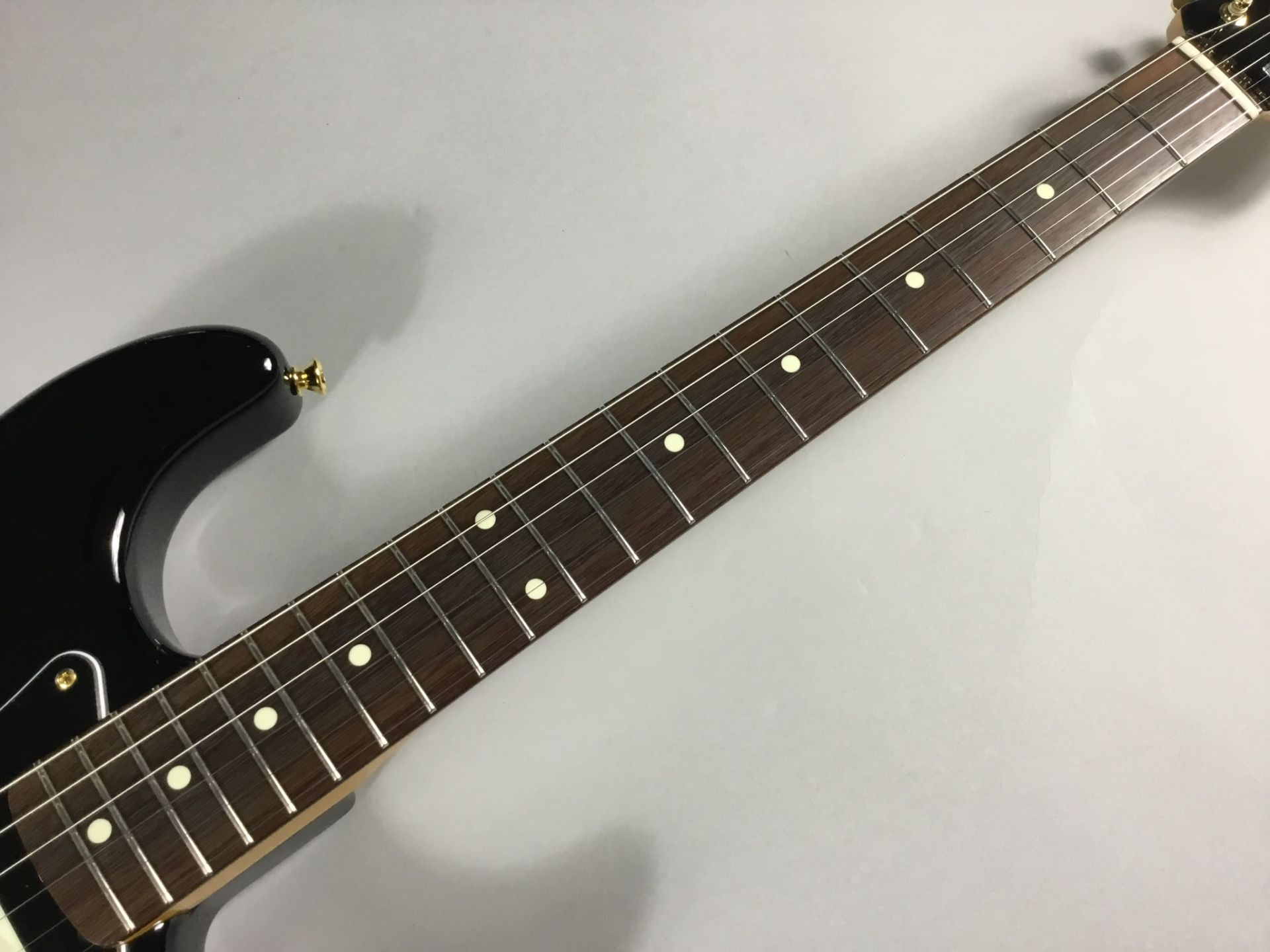 "Made in Japan Traditional 60s Stratocaster ""Midnight""【限定品】のボディバック-アップ画像"