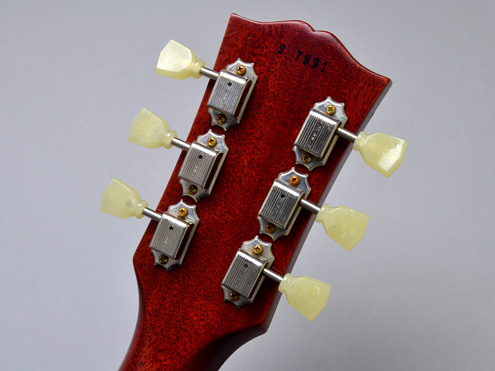 Standard Historic 1959 Les Paul VOSのケース・その他画像