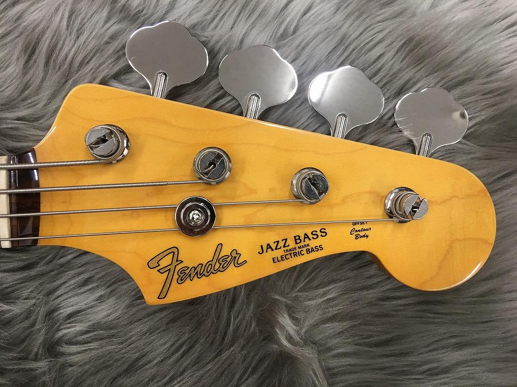 Trad 60S Jazz Bassのヘッド画像