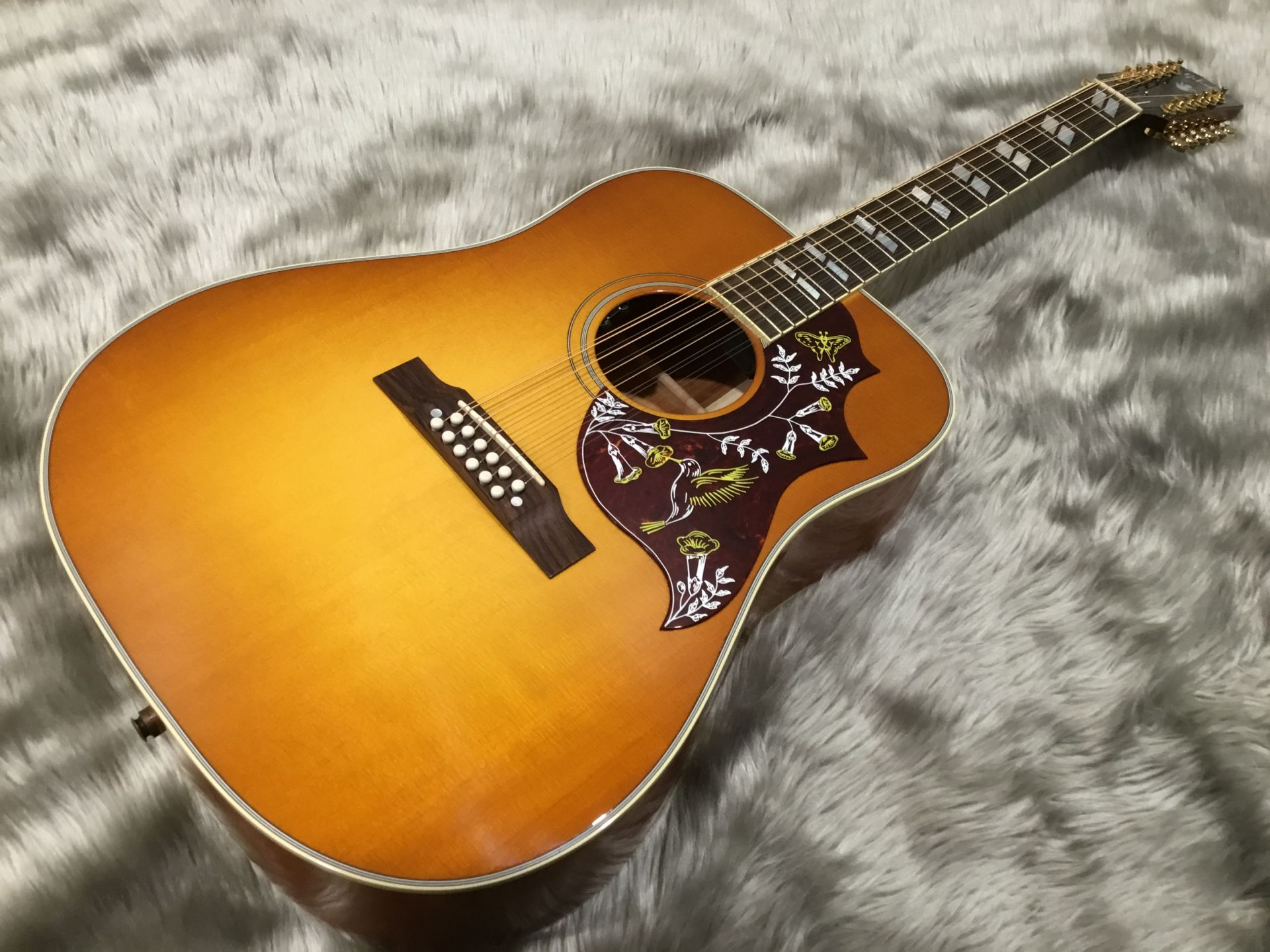 HUMMINGBIRD 12STRING