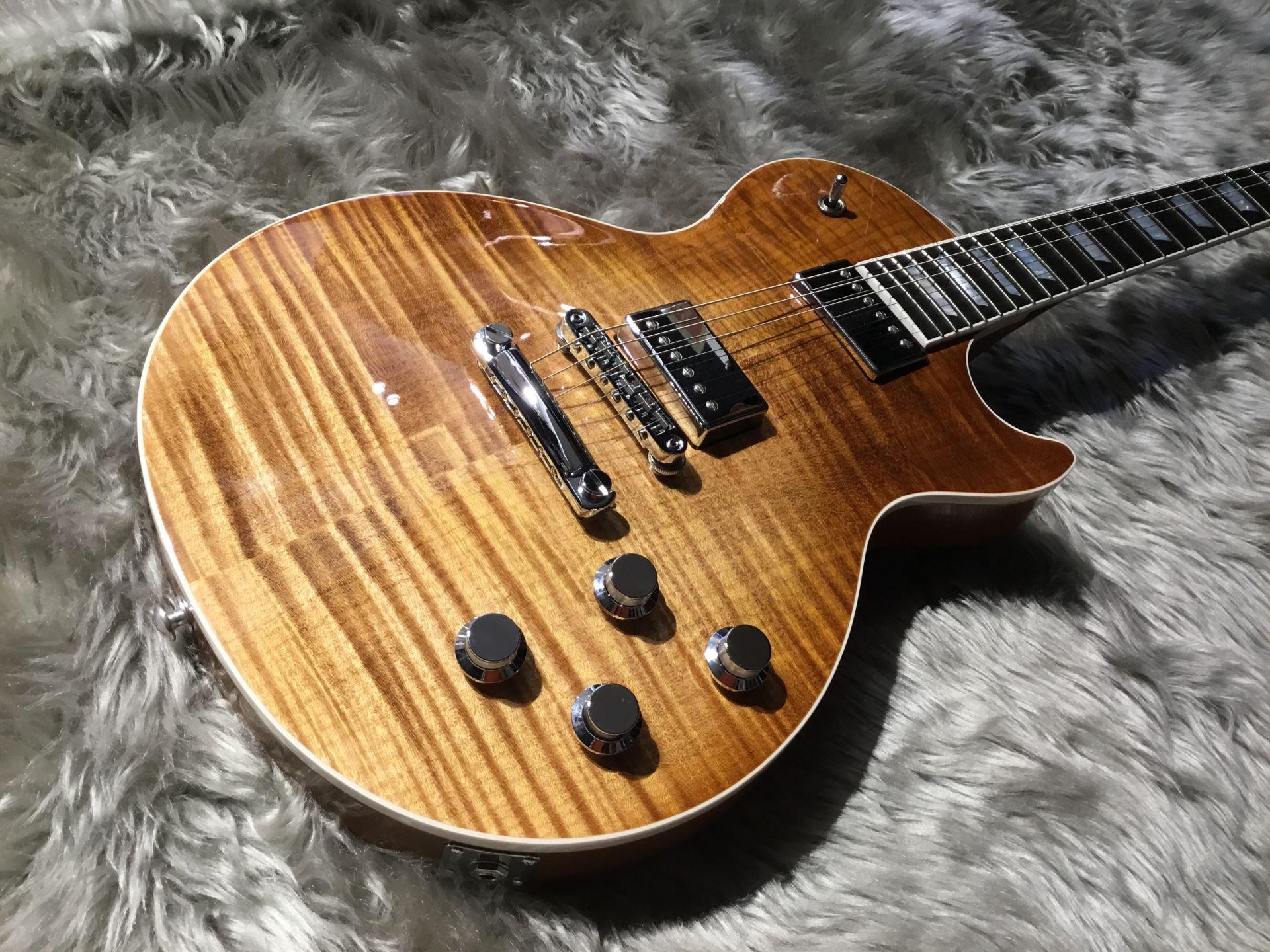 Gibson  LP STD HP-II 2018(Mojave Fade) 写真画像