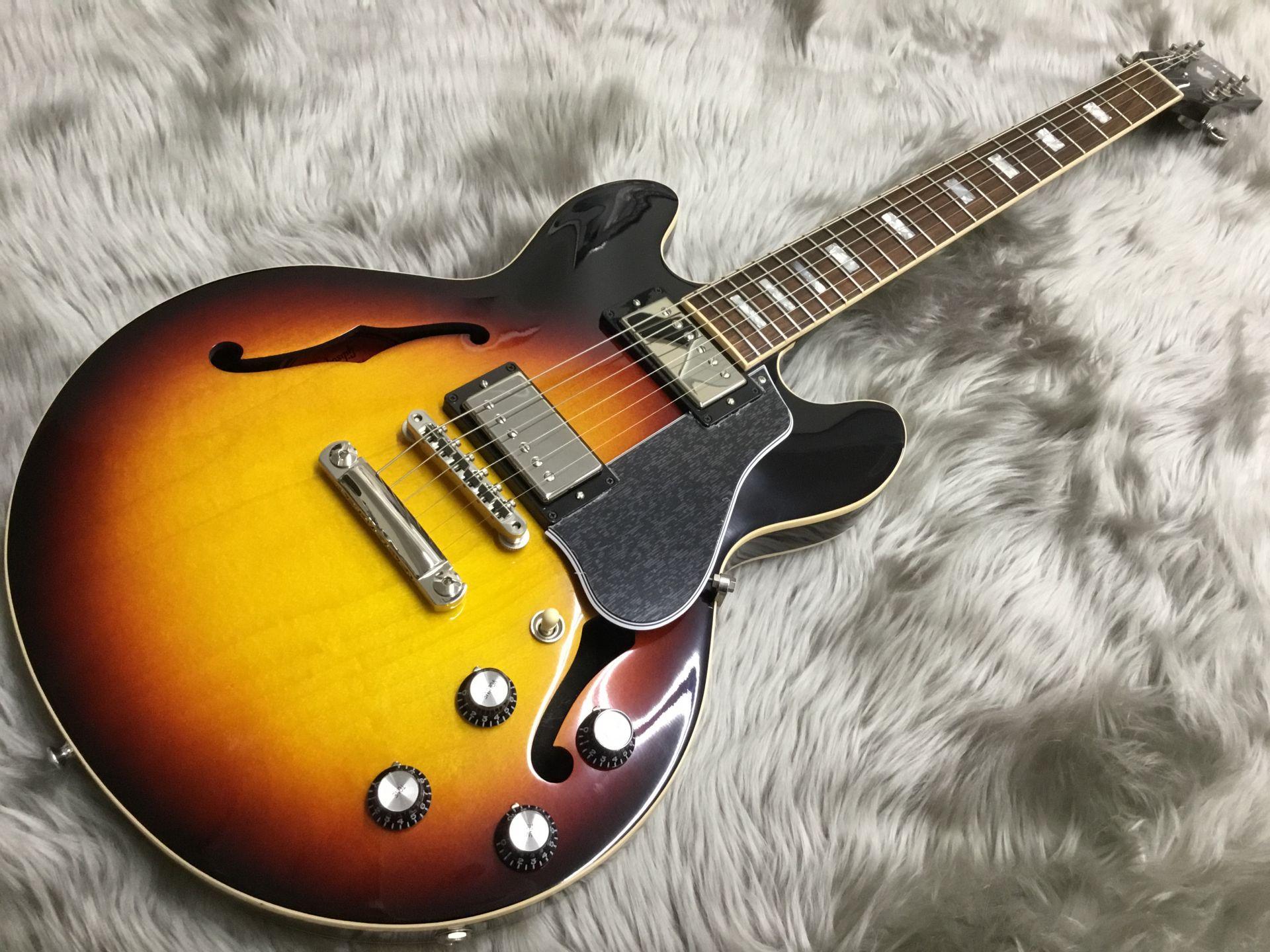 Gibson  ES 339 写真画像