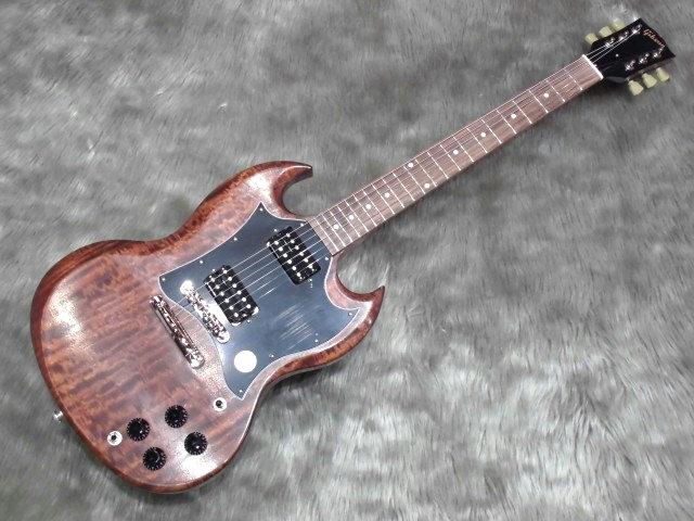 Gibson  SG Faded 2017 T 写真画像