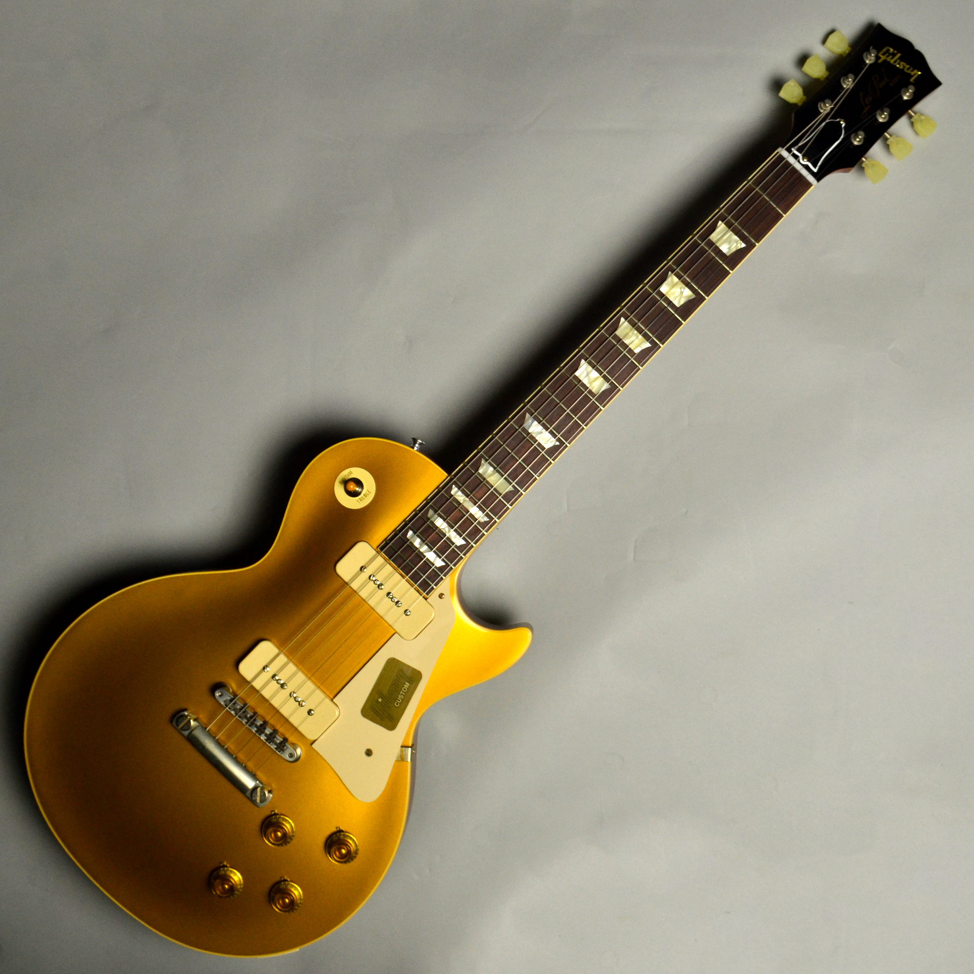 1956 Les Paul Standard Reissue VOS PSL Antique Gold