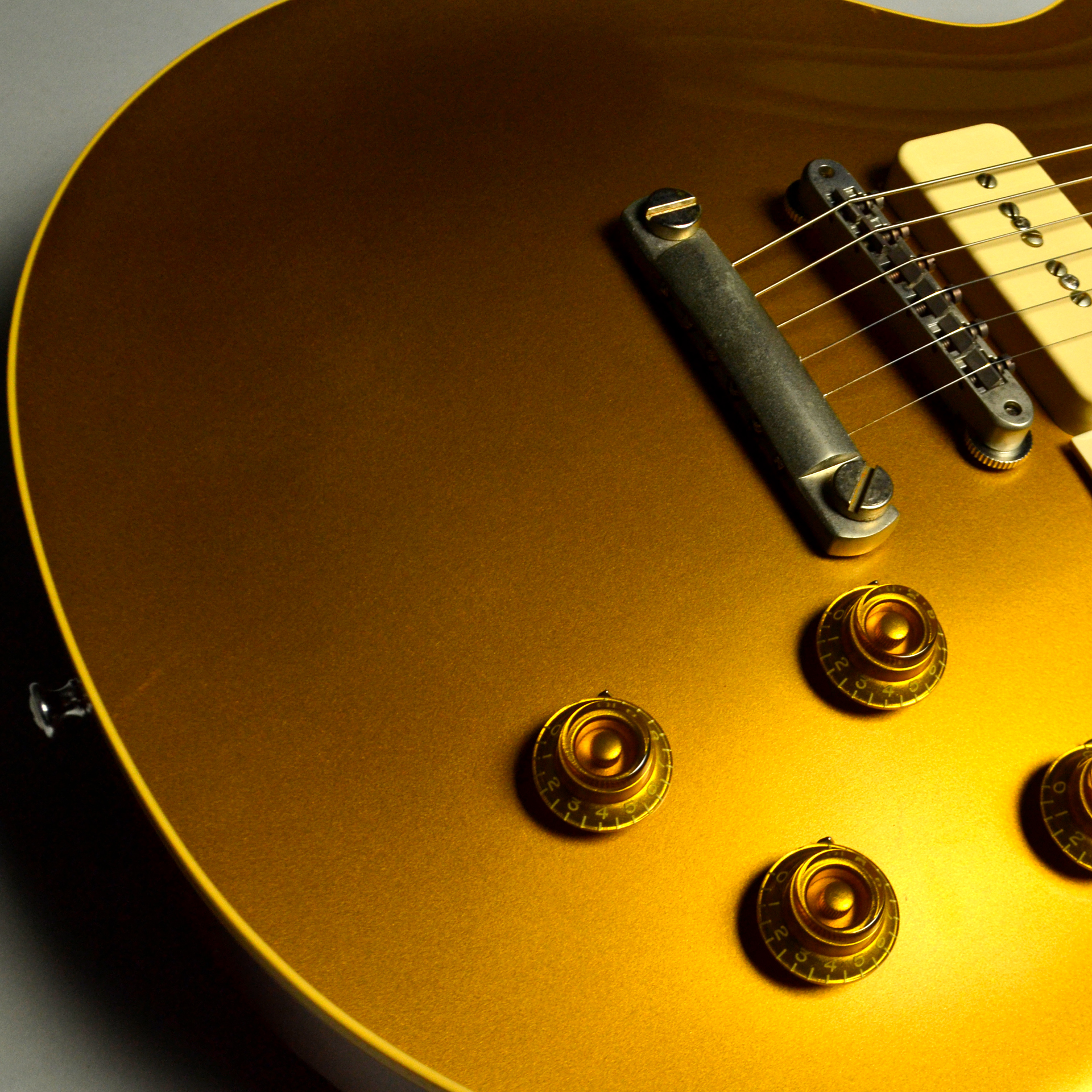 1956 Les Paul Standard Reissue VOS PSL Antique Goldのケース・その他画像