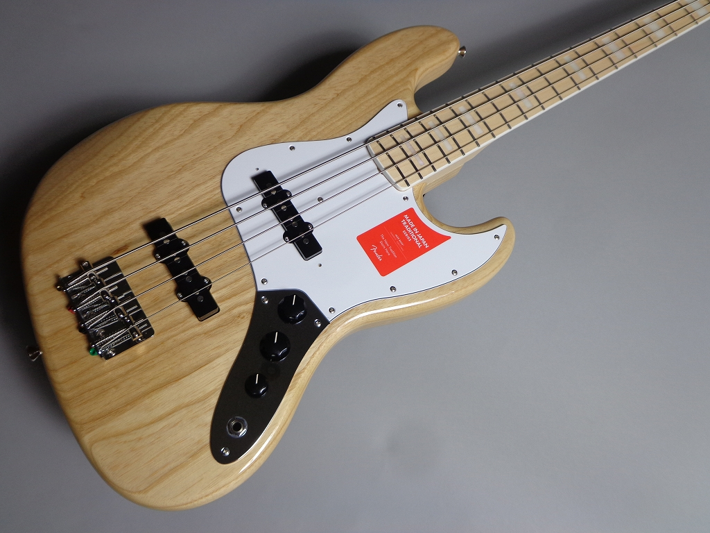 MADE IN JAPAN TRADITIONAL 70S JAZZ BASSのボディトップ-アップ画像