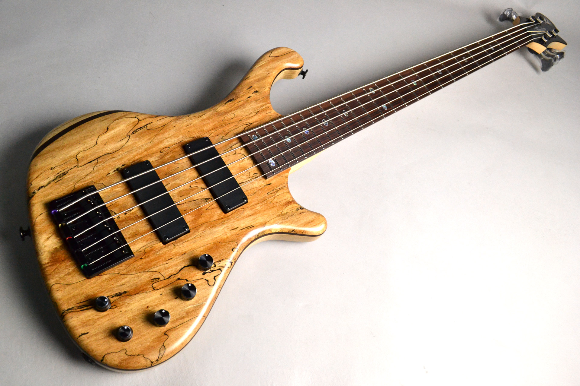Dulake Flat 5st Spalted Maple/Ash
