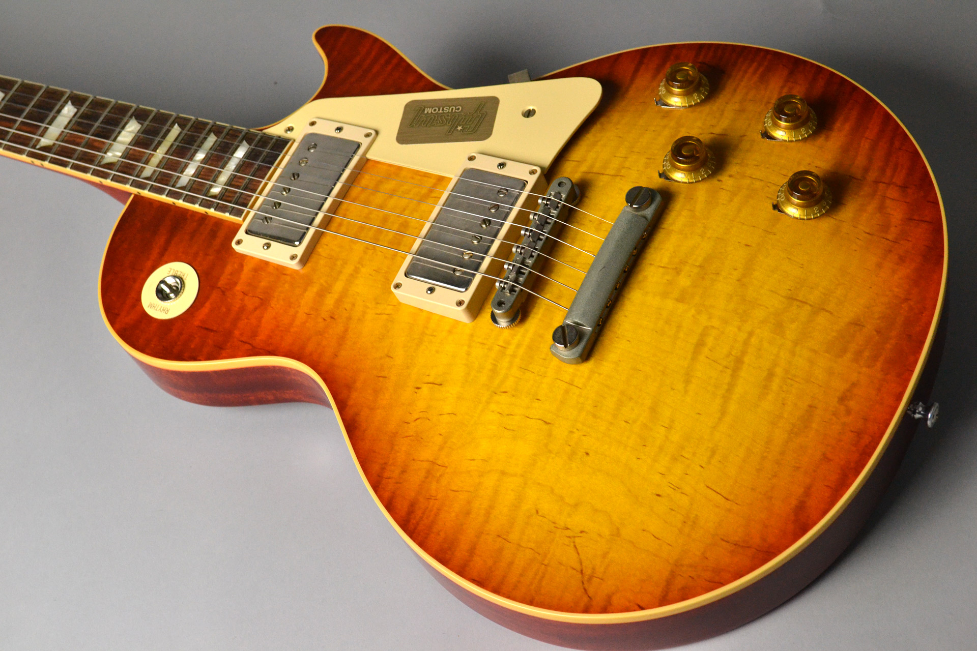 1959 Les Paul Standard Reissue VOS Sonoran Fadeのケース・その他画像