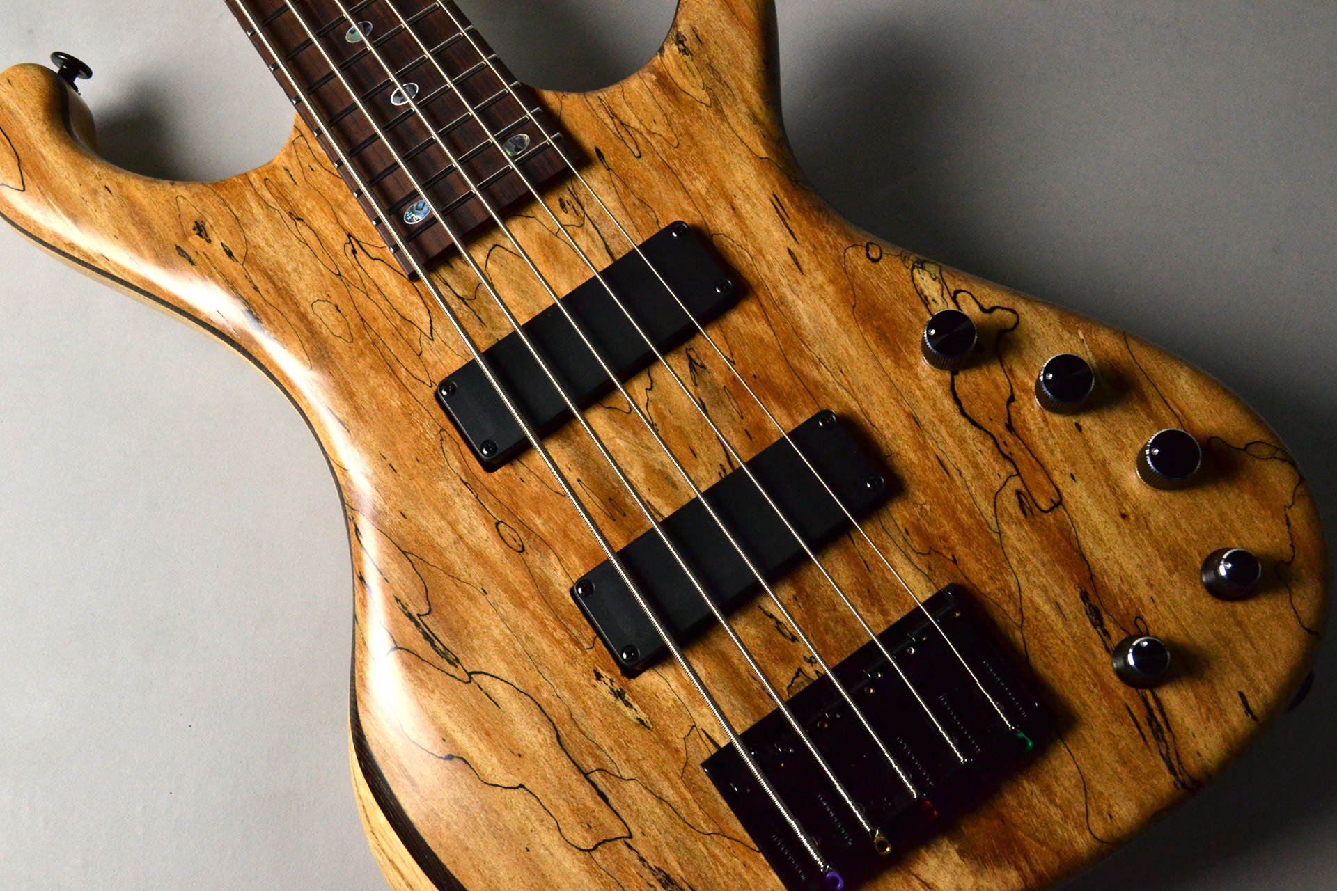 Dulake Flat 5st Spalted Maple/Ashのケース・その他画像