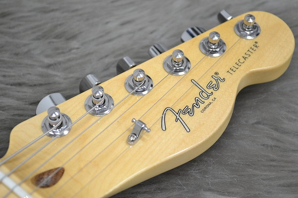 American Professional Telecaster Maple Fingerboardのヘッド画像