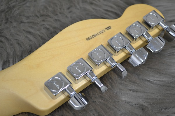 American Professional Telecaster Maple Fingerboardのヘッド裏-アップ画像