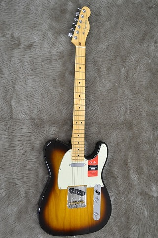 American Professional Telecaster Maple Fingerboardの全体画像(縦)