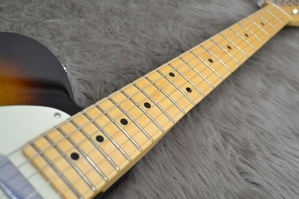 American Professional Telecaster Maple Fingerboardの指板画像