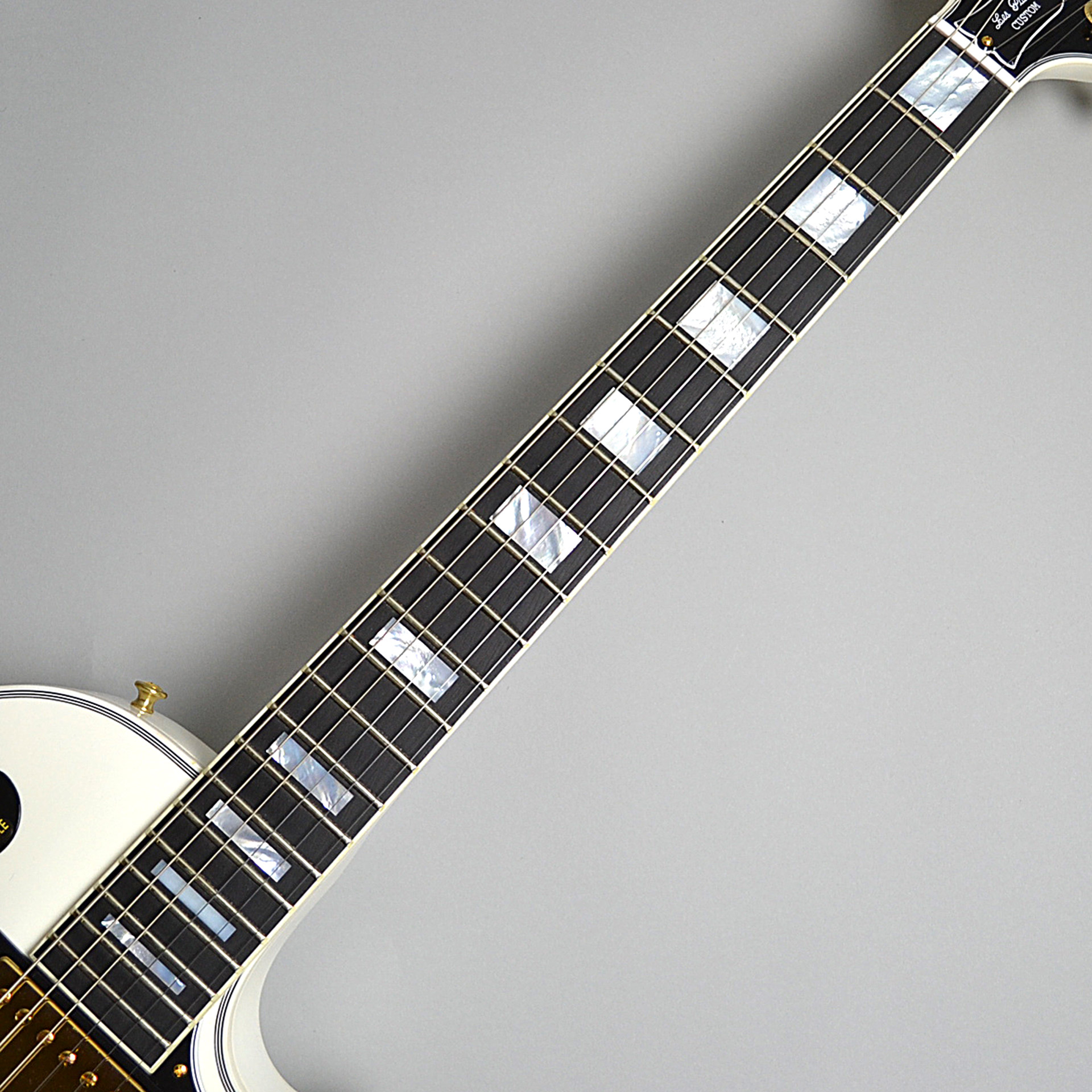 Les Paul Customの指板画像