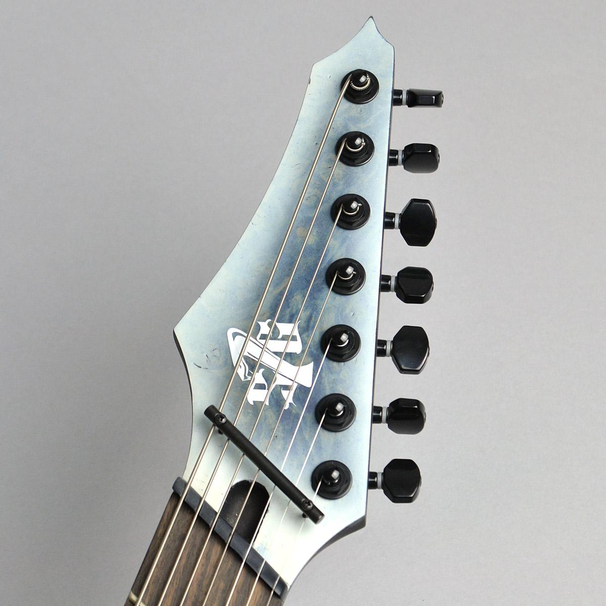 Cobra Special 7 HT/T F Maple Burl 楽器フェア2018モデルのヘッド画像