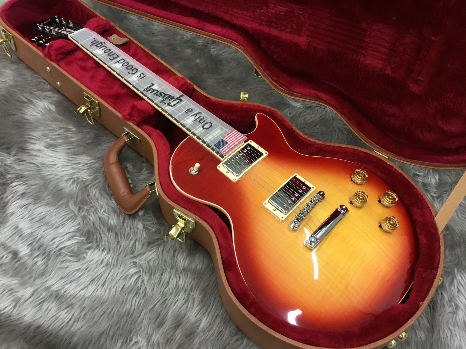 Les Paul Traditional Pro Plus 2017 Limitedのケース・その他画像