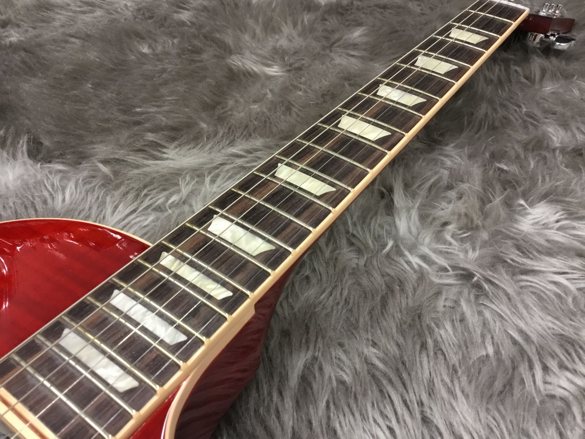 Les Paul Traditional Pro Plus 2017 Limitedのボディバック-アップ画像