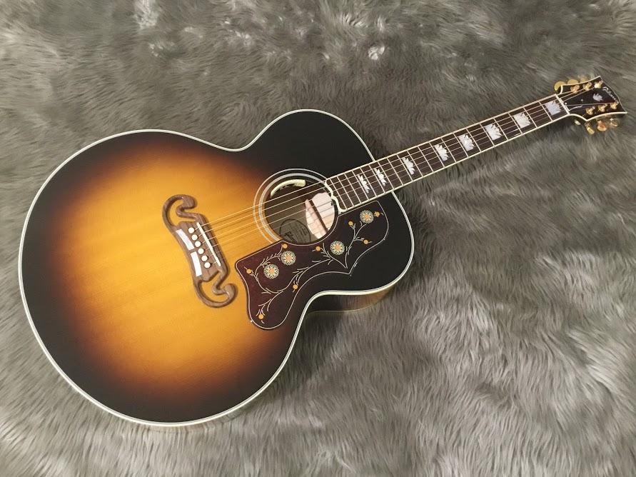 Gibson  SJ-200 VS 写真画像
