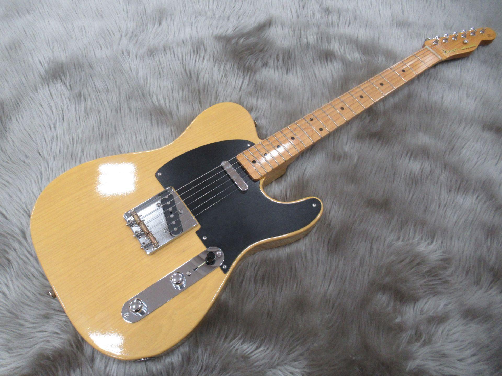 K.Nyui Custom Guitars KNTL 写真画像