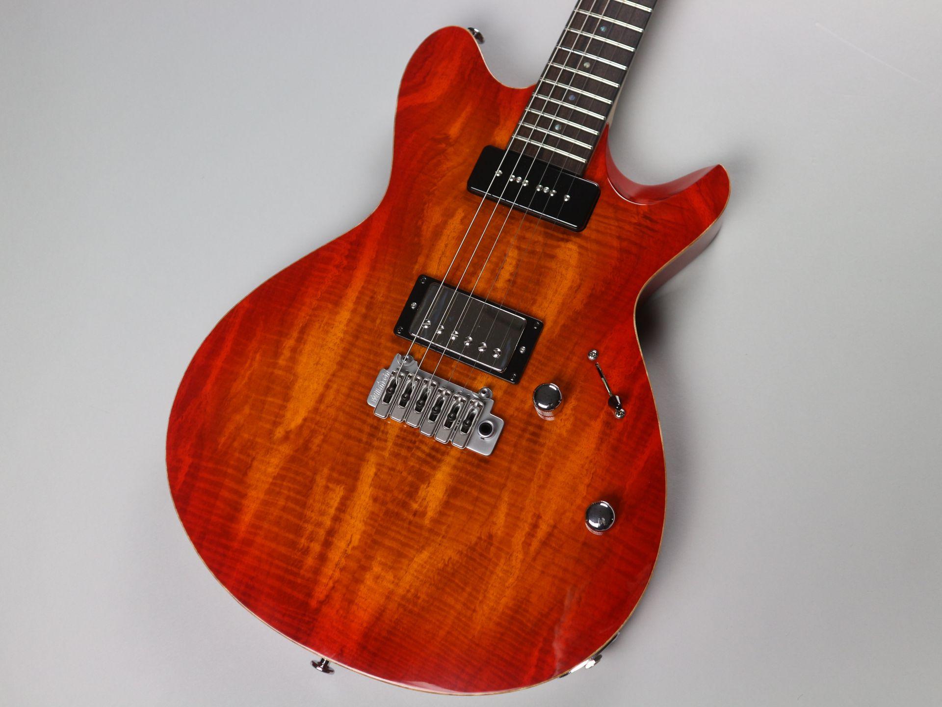 T's Guitars Vena22/P90 写真画像