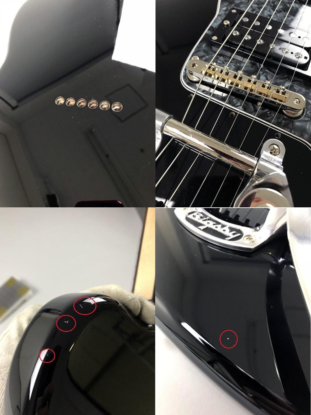 Affinity Series jazzmaster【改】のケース・その他画像